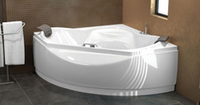 en vente 140140b baignoire baln o kinedo ergonomique 140x140 d tente. Black Bedroom Furniture Sets. Home Design Ideas