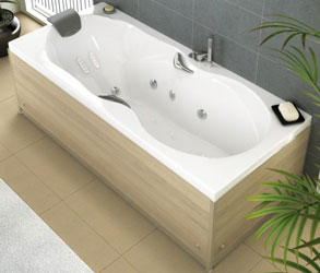 en vente 16075b baignoire baln o kinedo ergonomique. Black Bedroom Furniture Sets. Home Design Ideas