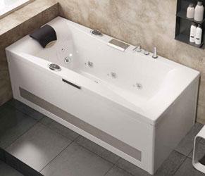 En Vente Pure Design 170x75 Vitalitekie Baignoire Rectangulaire Balneo Kinedo Pure Design 170x75 Vitalite Kietude