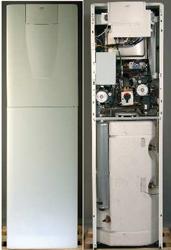 chaudi re au sol gaz chaudi re a gaz eau chaude sanitaire deville direct chaudiere. Black Bedroom Furniture Sets. Home Design Ideas