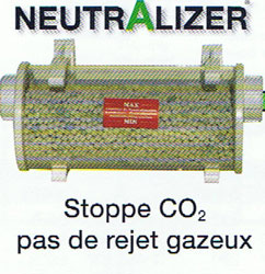 RECHARGE 2.6KG POUR NEUTRALIZER POLAR FRANCE