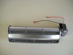 Ventilateur tangentiel pour insert