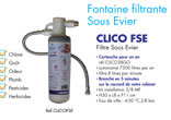 PURIFICATEUR D'EAU ALIMENTAIRE CLICO FSE POLAR FRANCE
