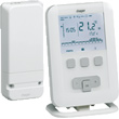 THERMOSTAT AMBIANCE PROGRAMMABLE SANS FIL FLASH HAGER EK560
